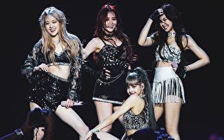 BLACKPINK再入告示牌HOT 100 韩女团最高名次