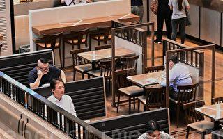 組圖:香港限聚令放寬 餐廳延長至晚上十時