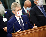 捷克议长谈访台行:每个团员都表示很满意