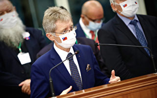捷克議長談訪台行:每個團員都表示很滿意