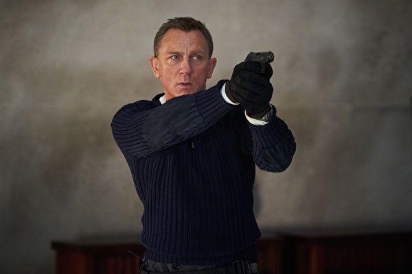 《007》最新续集11月上档 丹尼尔克雷格最后演出