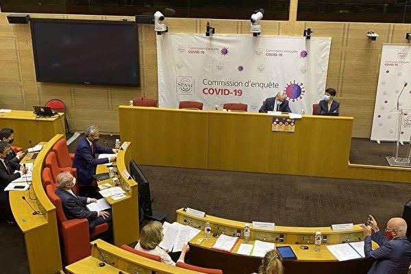 台灣防疫經驗首登法國參議院 議員:值得學習