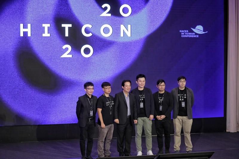 賴清德:中共黑客威脅台灣 每月三千萬次攻擊
