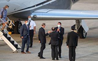 美访团18日行程满档 官方、企业到民主对话