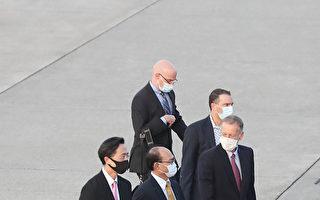 克拉奇對中強硬 助蓬佩奧完成「全球策略」三大核心