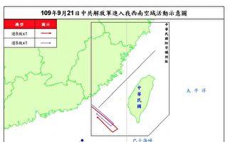 中共军机频扰台 分析:不太可能立即爆发战争