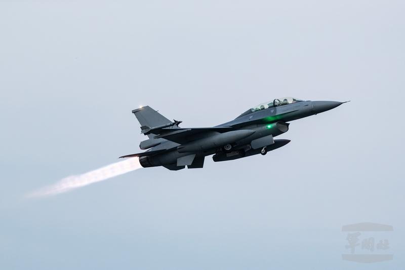 中共軍機頻擾台 台三軍啟動聯合防空作戰訓練