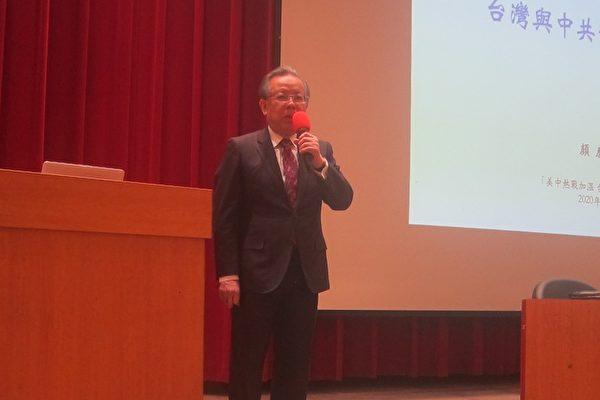 台前財長:中國問題多且形勢嚴峻 中共必解體
