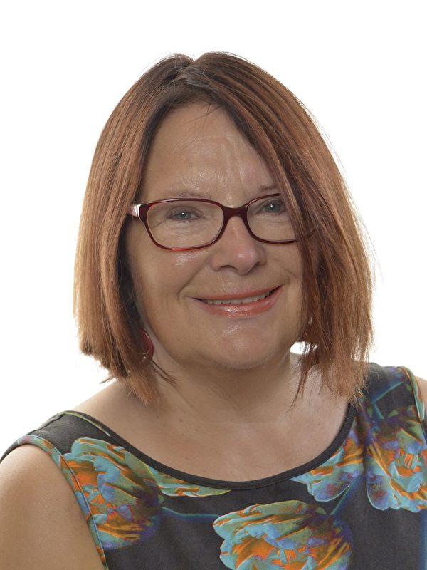 瑞典國會議員洛塔·約翰遜·福納爾維(Lotta Johnsson Fornarve)(明慧網)