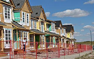 卡爾加里房地產市場中的房價