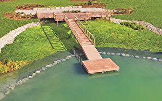 Harmony社区新增拥有私家湖泊通道地块