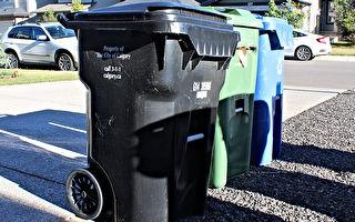 卡城垃圾袋計劃將於10月1日推出