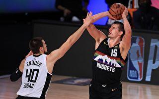 NBA西部半決賽:湖人晉級 掘金逼快船搶七