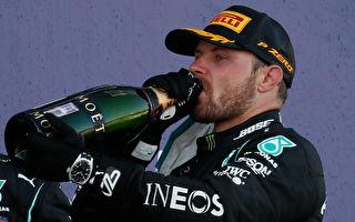 F1俄罗斯站:博塔斯夺冠 小汉遭罚排第三