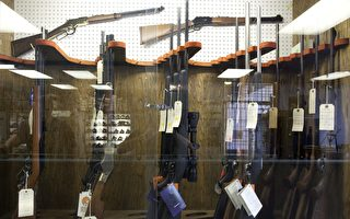 反对禁枪令 加议员请愿书获23万签名支持