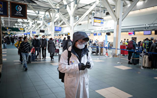 溫機場將試行病毒檢測 旅客登機前知結果