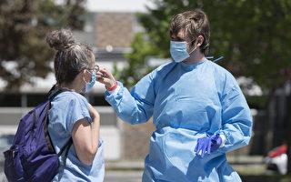 9月16日 安省新增染疫再度激增 至315例