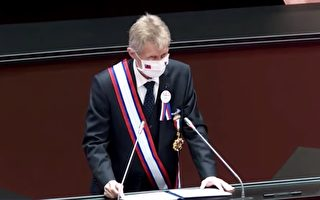 立院演讲 维特齐:我是一个台湾人
