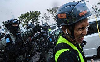 港警限縮採訪權 香港傳媒界擬提司法覆核
