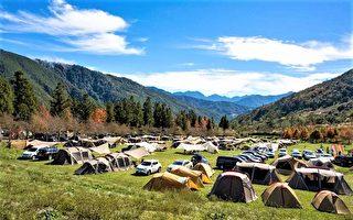 公布合法露營區名單 中市府呼籲首重安全