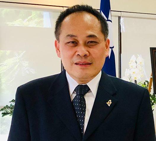 黃敏境:臺灣經貿實力 促臺美經貿關係