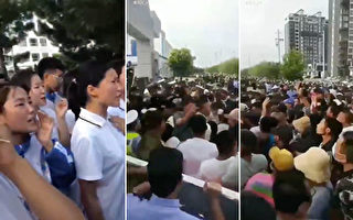 【獨家】內蒙文件曝大批學生罷課反抗中共