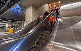 紐約大中央車站42街地鐵站完成升級