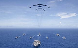 对抗中共威胁 美军大幅扩编强化海军实力