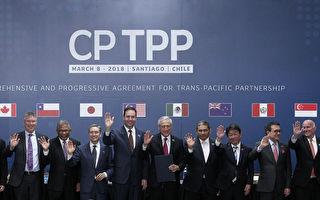 中共想加入CPTPP 學者:標準高加入很難