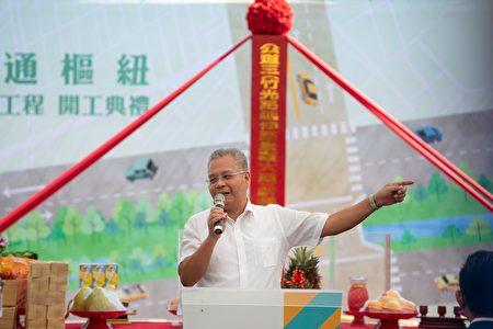 内政部主秘陈茂春也特地到场见证这历史性的一刻。