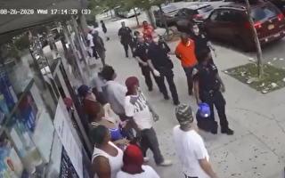 紐約消防局也「當」警察抓壞人