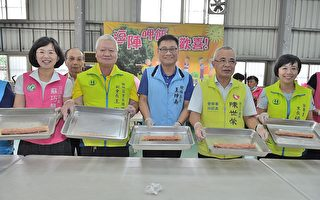 红麹鸡卷料理教学 健康饮食文化