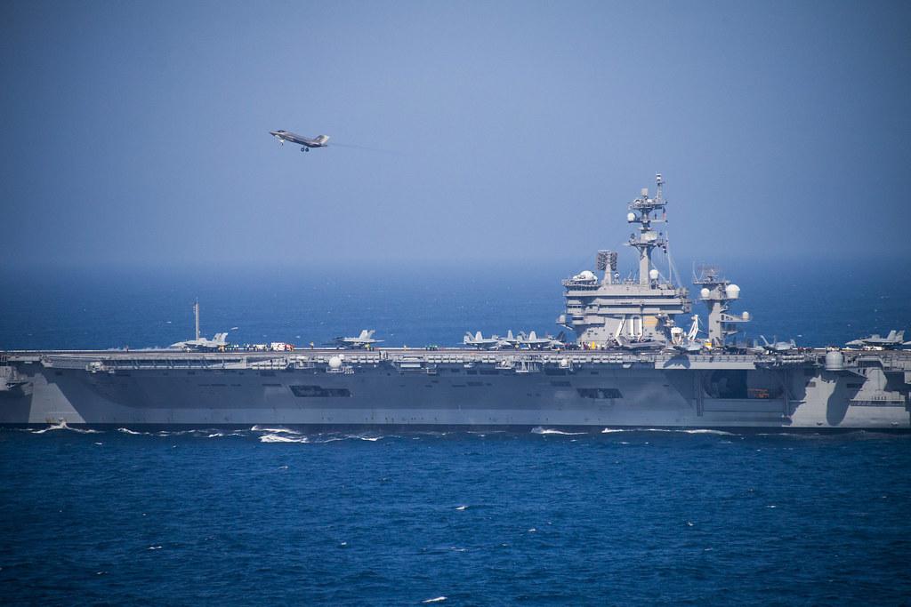 沈舟:美軍如何應對中美軍備競賽
