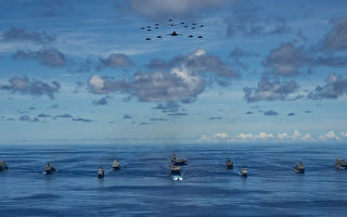 沈舟:中共双航母未成军 美舰队有新组合