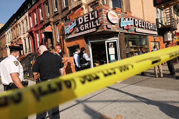 紐約市7、8月槍擊案比去年同期增171%