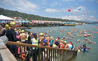 中央地方達成共識 2萬人泳渡將如期舉行