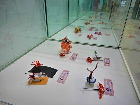 「傳統工藝」纏花藝術。