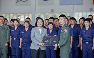 中共黩武失人心 台湾民众挺国军