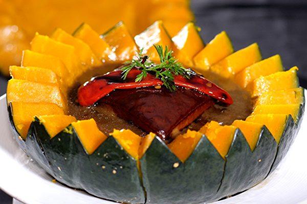 【羅廚尋味】南瓜紅燒肉