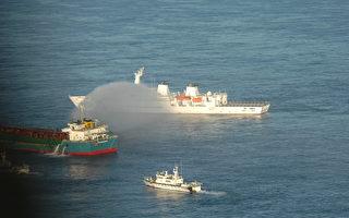 中國抽砂船越界盜採 法媒:影響台灣海洋生態