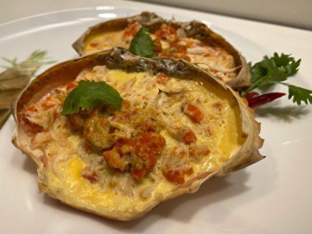 元朝時期螃蟹佳餚,蜜釀蝤蛑。