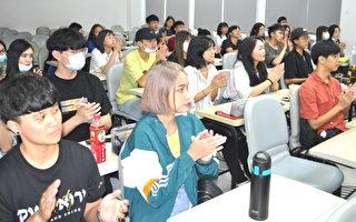 圓星夢醒吾三立影視學院開課 學生充滿期待