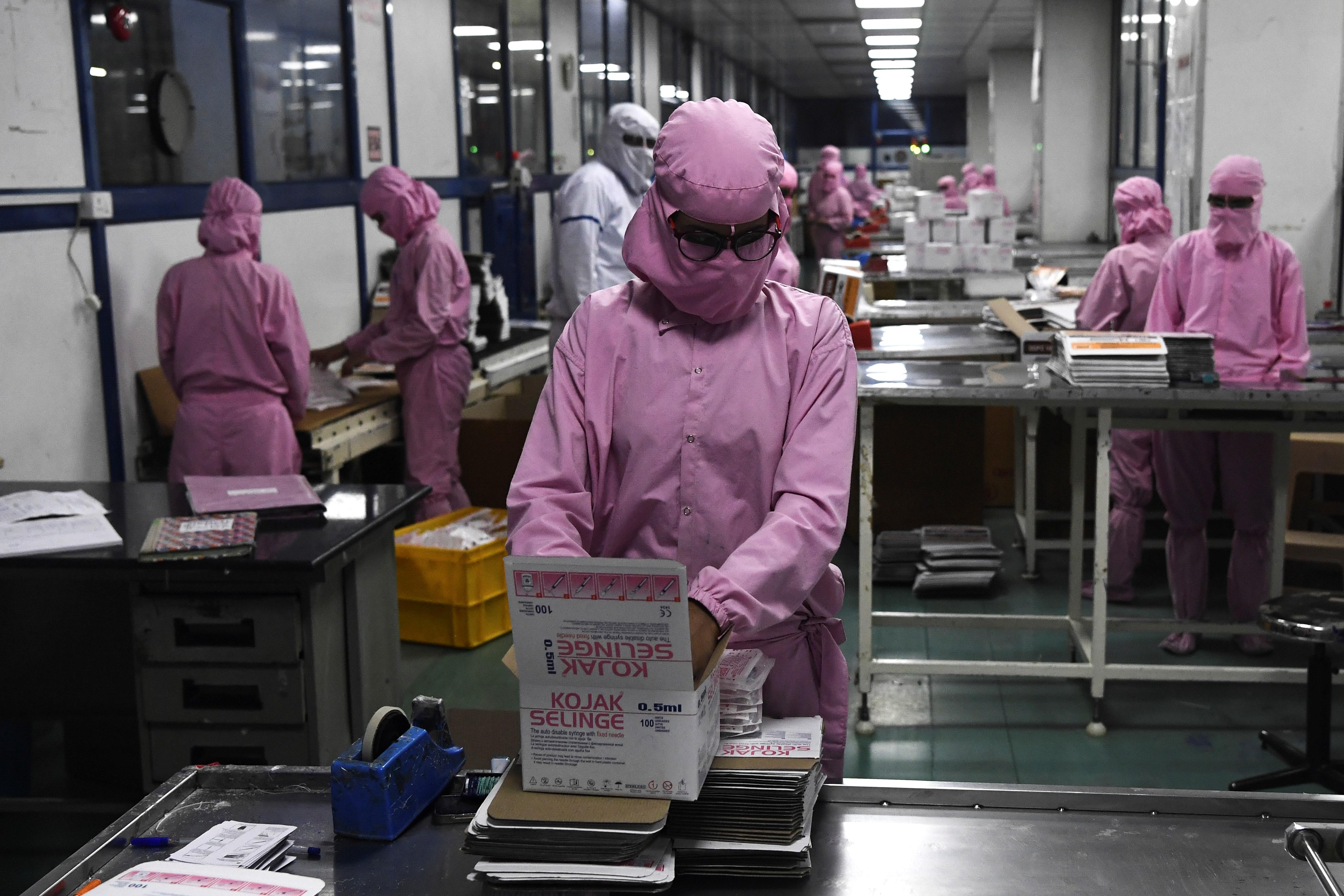 中美交鋒加速企業撤離 印度或取代紅色供應鏈