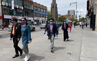 纽约法拉盛缅街巴士专用道使民众感到不便