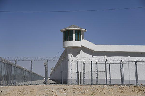 澳智囊揭中共新疆拘留營四級監控 規模更大