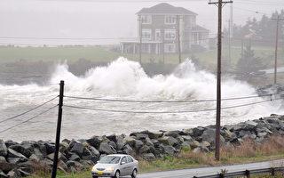 颶風泰迪將襲擊加拿大東海岸