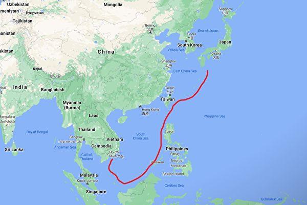 第一岛链不沉的航母 台湾为何对美日很重要