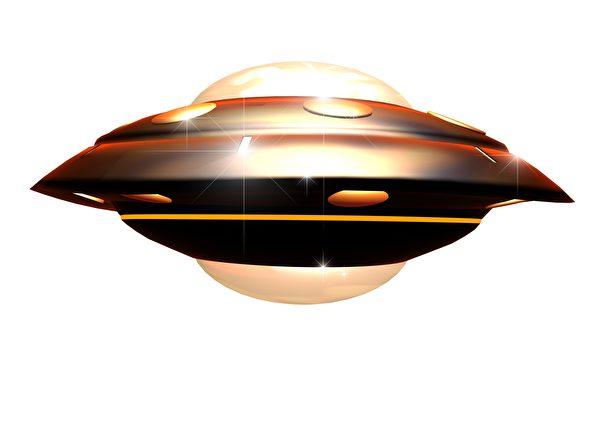 這是UFO的示意圖。(Fotolia)