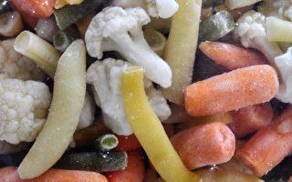 速凍蔬果真的不如新鮮蔬果嗎?