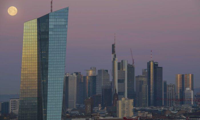 【名家專欄】歐洲經濟復甦停滯不前